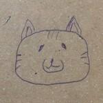 ヤジ猫の画像